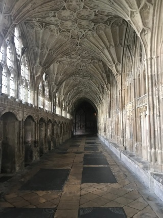 Gloucester Cathedral Hal