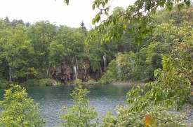 Plitvice waterfall